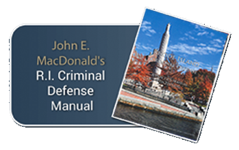 Criminal Defense Manual
