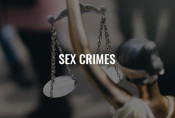 RI Sex Crimes Defense Lawyer
