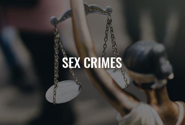 RI Sex Crimes Defense Lawyer
